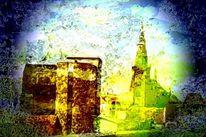 Gemälde, Digital, Fotopainting, Künstlerische bearbeitung