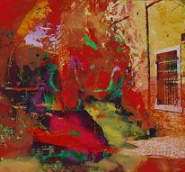Gemälde, Hoffnung, Digitale kunst, Rasen