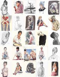 Zeichnungen, 2015