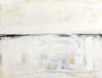 Weiß, Lebensweg, Malerei