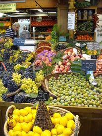 Reise, Susannegottschalk, Frankreich, Wochenmarkt