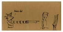 Anweisung, Kasper, Zeichnungen
