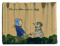 Blaukäppchen und der Rolf