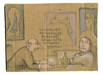 Atelier, Wissen, Abstrakt, Biologe
