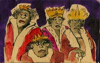 Krone, Brettspiel, Mannschaft, König