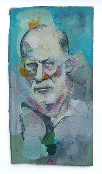 Palette, Unbewusst, Freud, Malerei