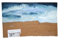 Unwetter, Wind, Wolken, Skizze