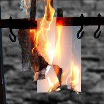 Feuer, Haken, Fabrik, Fotografie