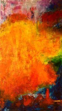 Farben, Natur, Stimmung, Abstrakt