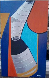 Kubismus, Kubismuß, Malerei
