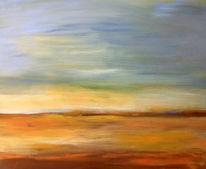 Stimmung, Landschaft, Weite, Malerei