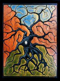 Malerei, Götter,