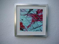 Glas, Silber, Türkis, Kunsthandwerk