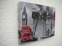 Holzbildhauerei, London, Dekoration, Kunsthandwerk