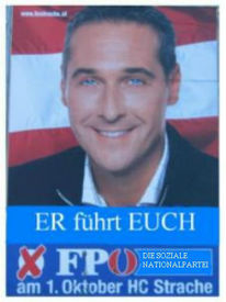 Strache, Collage, Hc strache, Fotomontage