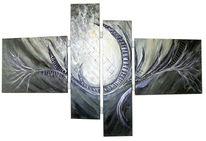 Kunstwerk, Acrylmalerei, Malen, Wandbild