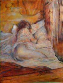 Ruhelos, Chagall, Traum, Denken