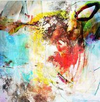 Fläche, Formen, Schicht, Digitale kunst