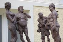 Fisch, Skulptur, Kühlungsborn, Strand