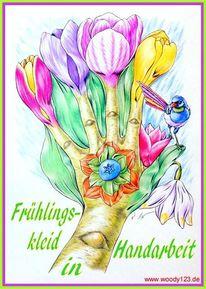 Liebe, Tulpen, Blumen, Früchte