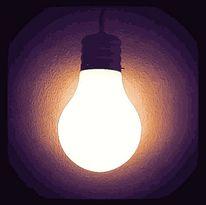 Glühlampe, Lampe, Leuchtmittel, Digitale fotografie
