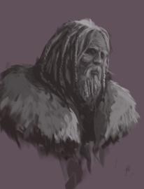 Viking, Alt, Nord, Gesicht