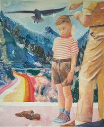 Alpen, Zukunft, Kitsch, Horizont