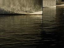 Licht, Belichtung, Brücke, Fotografie