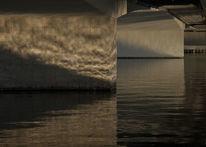 Serie, Brücke, Licht, Fotografie