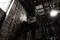 Werkhalle, Lost places, Leipzig, Fotografie