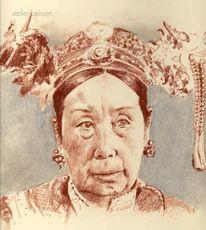 Kaiser, Kolonie, Dynastie, Kaiserinwitwe