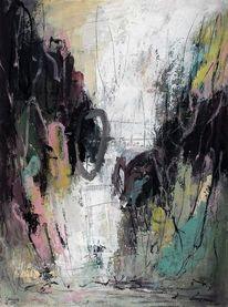 Expressionismus, Textur, Abstrakt, Ausdrucksmalerei