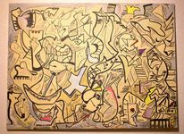 Malerei, Junge, Figurative kunst