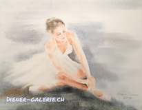 Ballerina, Ballett, Tanz, Theater