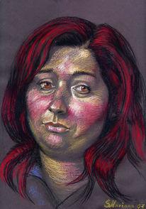 Realismus, Gegenständlich, Technik, Portrait