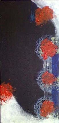 Farben, Dezember, Malerei