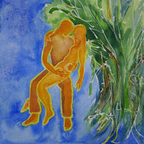 Orange, Täumerei, Zuneigung, Liebe
