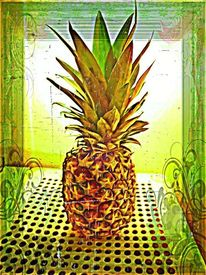 Outsider art, Ananas, Morgen, Digitale kunst