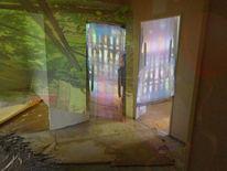 Ausweg türen, Horizont, Outsider art, Digitale kunst
