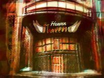 Tavern, Himmel, Outsider art, Digitale kunst