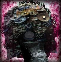 Sanktion, Chaos, Outsider art, Digitale kunst