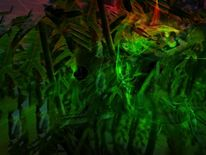 Dämmerung, Verdammten, Outsider art, Digitale kunst