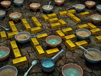 Gerechtigkeit, Gold, Edelmetall, Barren