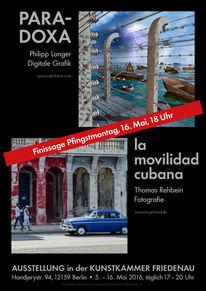 Bilderschau, Straße, Kuba, Lichtbilder