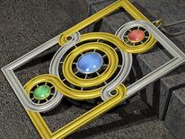 Saphir, Juwelier, Nahaufnahme, Symbol