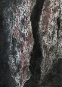Baum, Holz, Modern, Relief