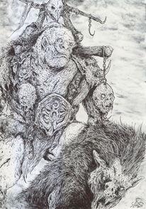 Ork, Tolkien, Krieg, Troll