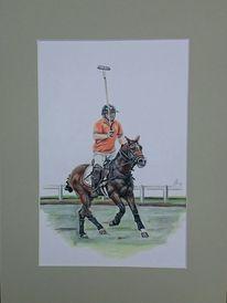 Polosport, Polo, Reiten, Pferde