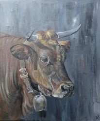 Kalb, Kuh, Rind, Horn