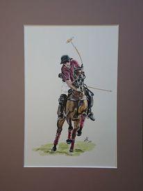 Polo, Pferde, Polosport, Polopony